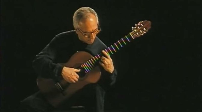 John Williams plays Córdoba