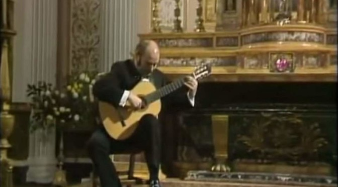 A Julian Bream concert (1978)