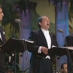 Santa Lucia Luntana (The Three Tenors)