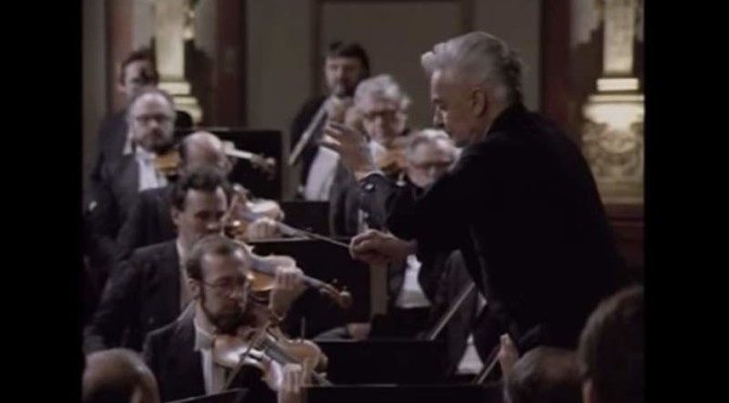 Tchaikovsky – Symphony No. 6 (Pathétique) – Karajan and Vienna Philharmonic