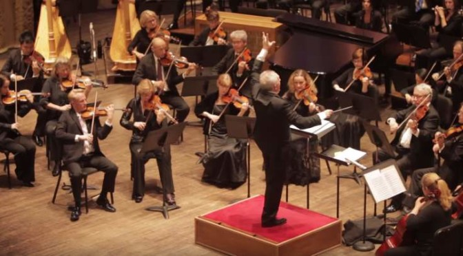 Tchaikovsky – Waltz of the Flowers (from The Nutcracker Suite) – Vancouver Symphony Orchestra