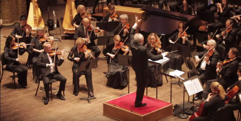 Waltz of the Flowers (from the Nutcracker Suite - Tchaikovsky) Vancouver Symphony Orchestra