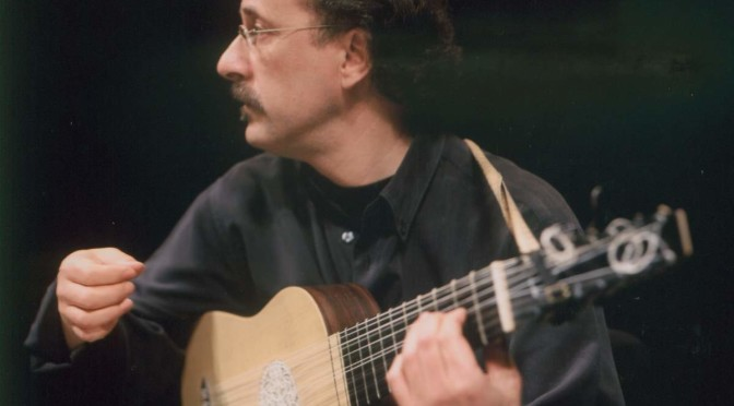 José Miguel Moreno – The Spanish Guitar in the Renaissance and Baroque