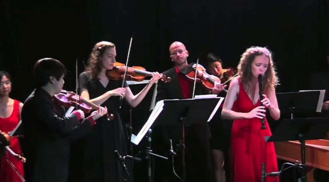New York Baroque Incorporated performs Vivaldi's La Follia