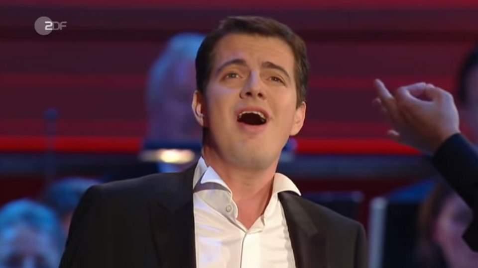 Philippe Jaroussky sings Ombra mai fu