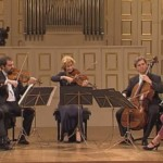 Mozart – Clarinet Quintet (The Hagen Quartet & Sabine Meyer)