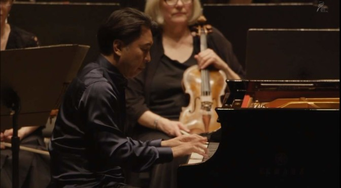Makoto Ozone performs George Gershwin's Rhapsody in Blue