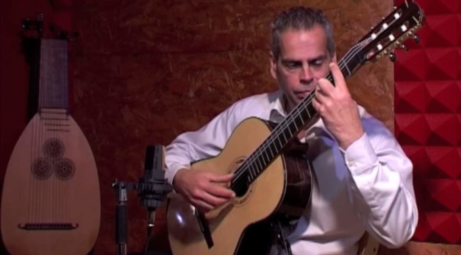 Bach – Goldberg Variations (Aria, Canons and Aria da Capo) (Guitar: Marco Salcito)