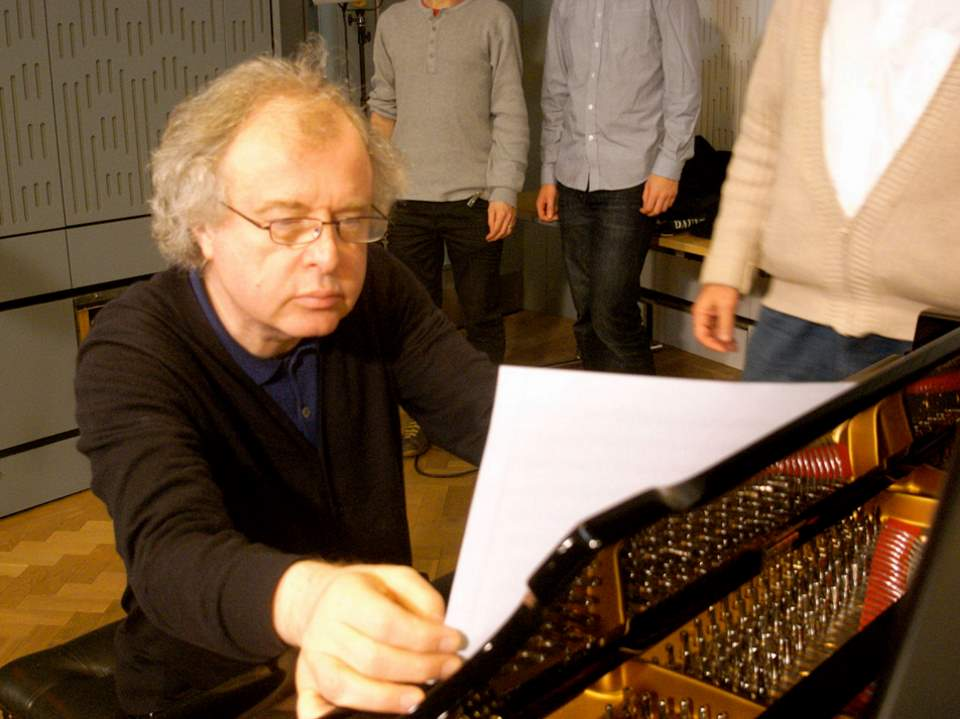 Sir András Schiff in 2012