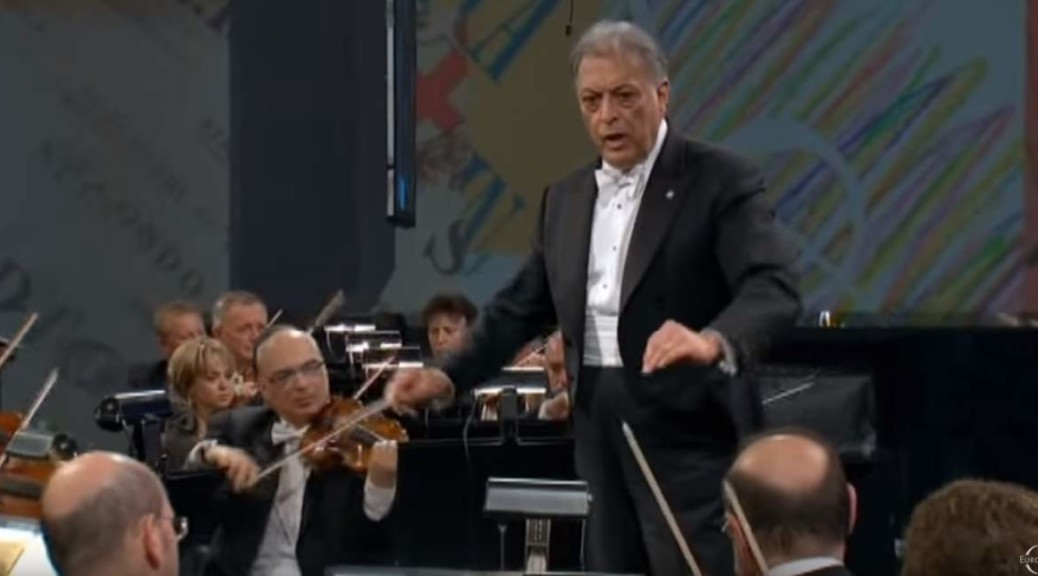 Israel Philharmonic Orchestra plays Ludwig van Beethoven's Symphony No. 8