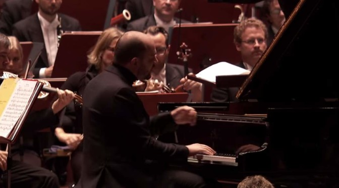 Sergei Rachmaninoff - Rhapsody on a Theme of Paganini (hr-Sinfonieorchester, piano: Kirill Gerstein)