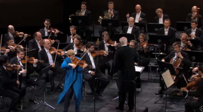 Berliner Philharmoniker performs Beethoven, April 2015
