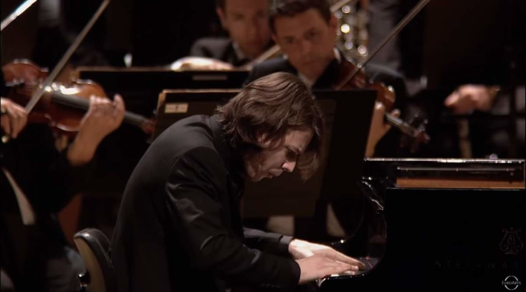 David Fray plays Ravel's Piano Concerto (2011)