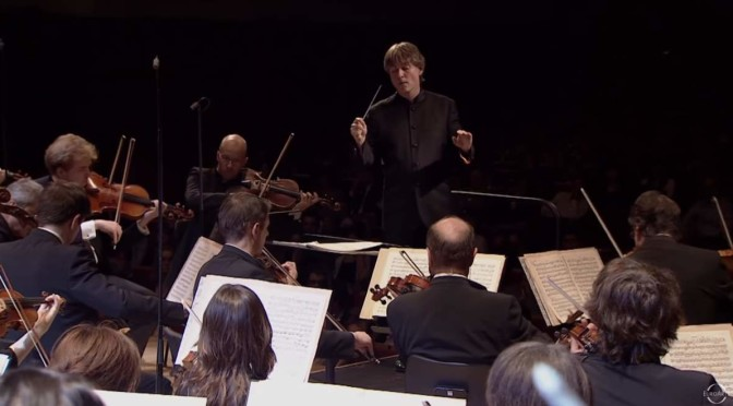 Beethoven – Symphony No.7 (Orchestre de Paris conducted by Esa-Pekka Salonen)