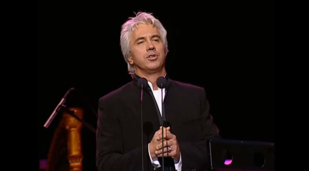 "Dmitri Hvorostovsky sings ""Do not awaken memories"""