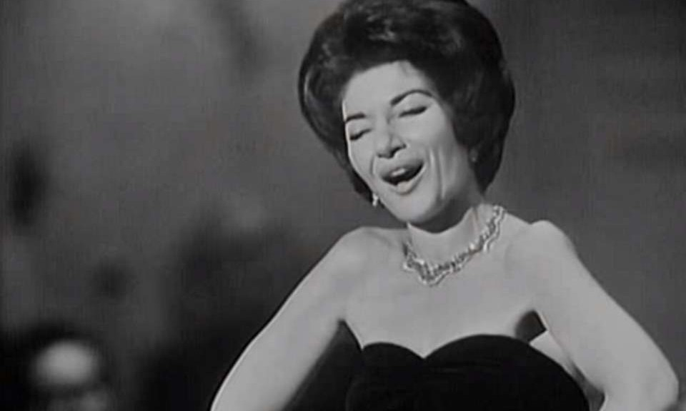 Callas sings Habanera, Hamburg, 1962