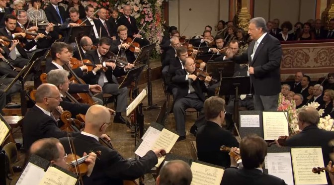 Vienna Philharmonic New Year Concert 2007 (Full)