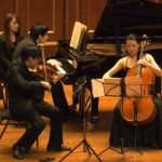 Tchaikovsky  – Piano Trio in A minor (Trio Concorde)