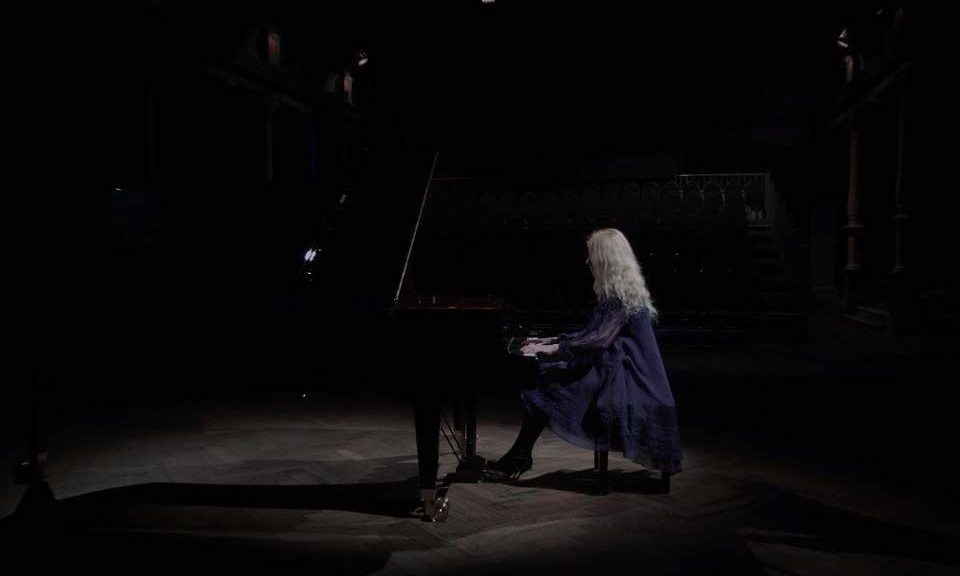 Valentina Lisitsa performs selected works from Johannes Brahms
