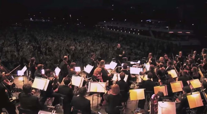 hr-Sinfonieorchester plays Romeo and Juliet (Tchaikovsky)