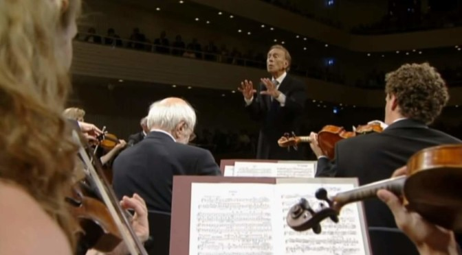 Lucerne Festival Orchestra performs Gustav Mahler's Symphony No. 4 in G major