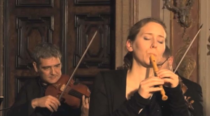 "Excerpts from ""Vivaldi in Venedig"" (Venice Baroque Orchestra)"