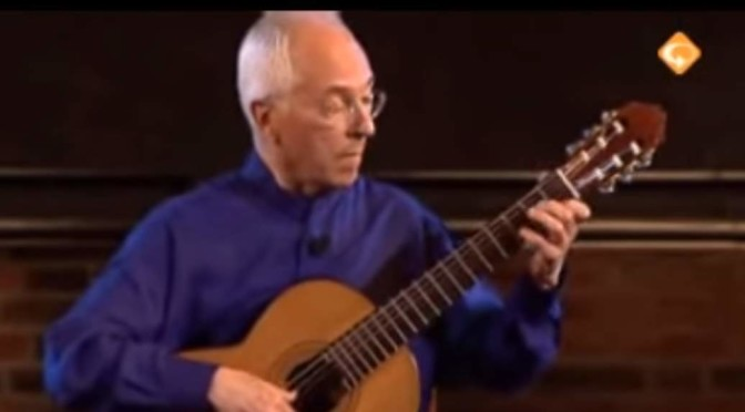 "John Williams plays Carrillo's ""Como llora una Estrella"""