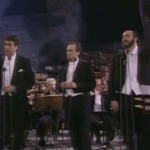 The Three Tenors sing Nessun Dorma