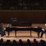 Argerich and Freire perform Rachmaninoff Suite No. 2