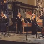 Bach – Concerto for Violin and Oboe in c minor, BWV 1060R (Il Gardellino)
