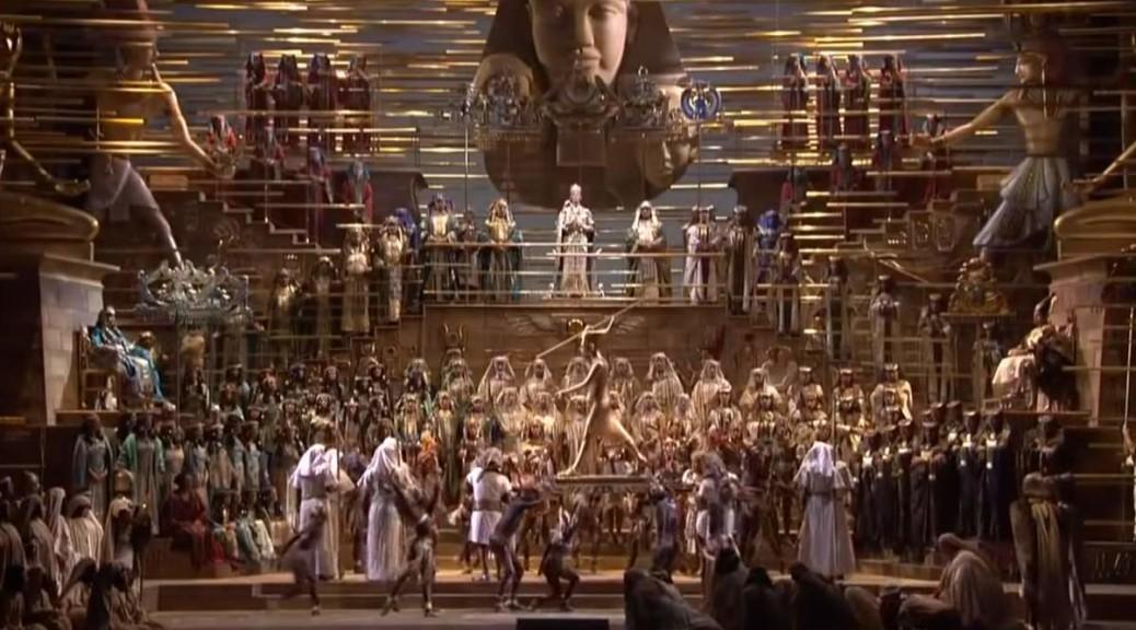Triumphal march from Aida (Verdi)