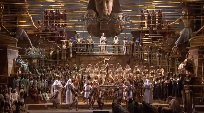 Triumphal March from Aida (Verdi)