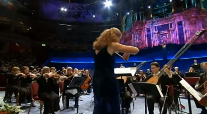 BBC Proms 2007 - Handel - Celebration