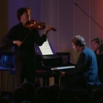 Ravel – Tzigane (Joshua Bell and Tobias Koch)