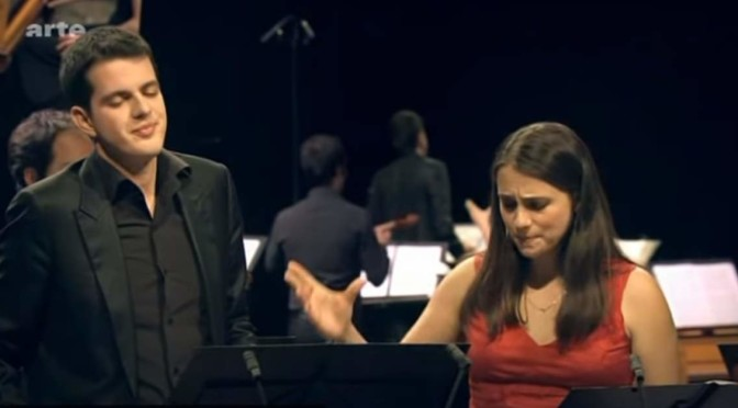Jaroussky and Rial - Voix Haute