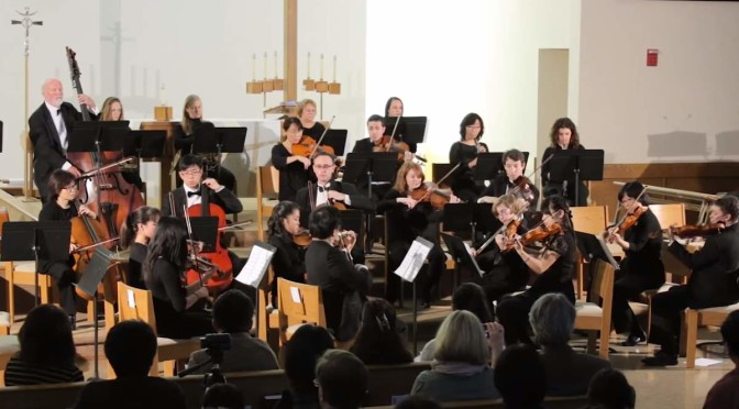 Midwest Conservatory - Mozart's Symphony No. 14 in A major
