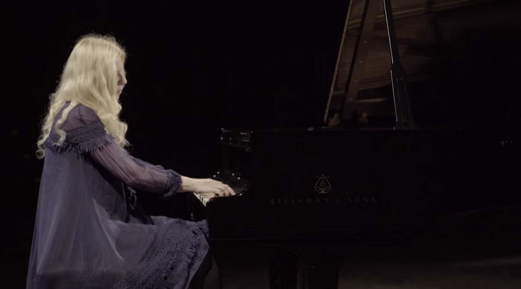 Valentina Lisitsa plays Chopin Balade No. 1