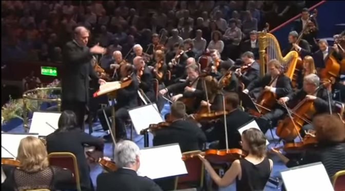 Mahler – Symphony No. 5 (World Orchestra for Peace, Gergiev at BBC Proms 2010)