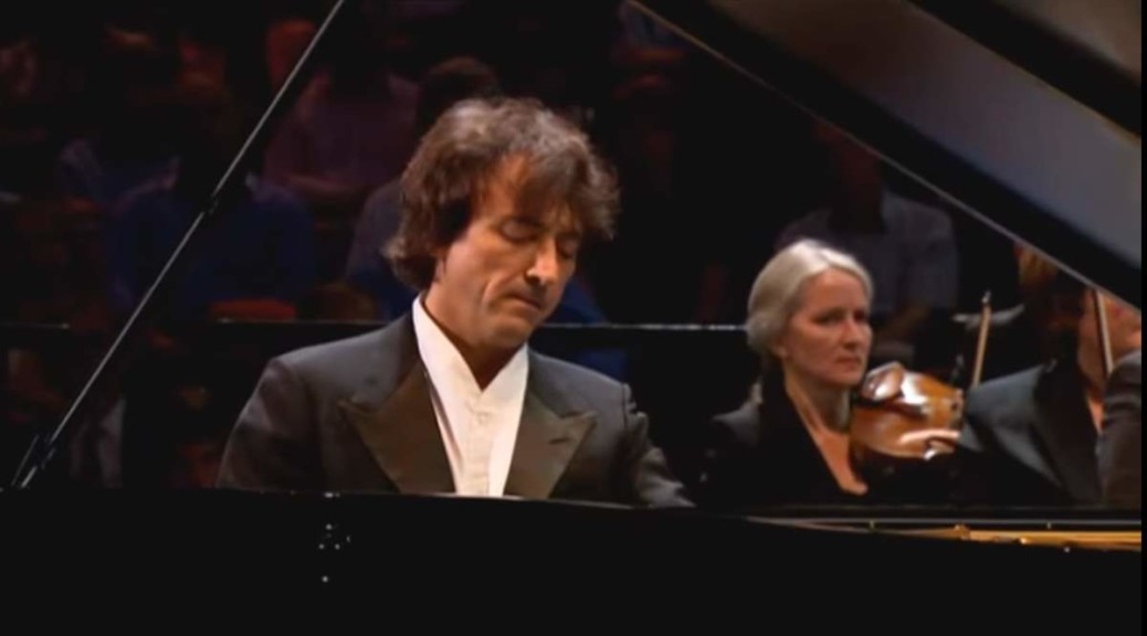 Jean-Efflam Bavouzet at BBC Proms 2010