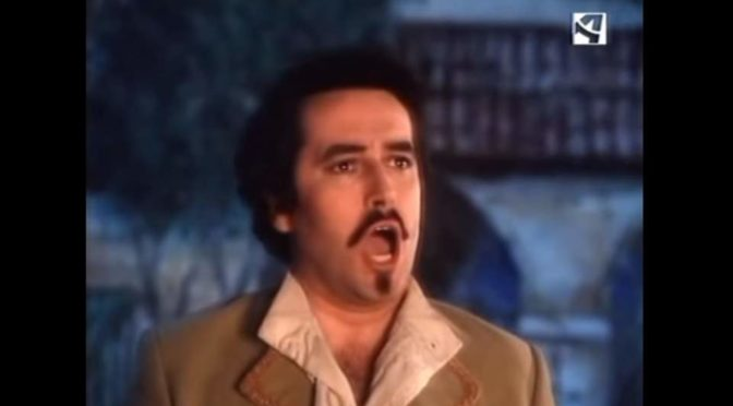 José Carreras as Julián Gayarre