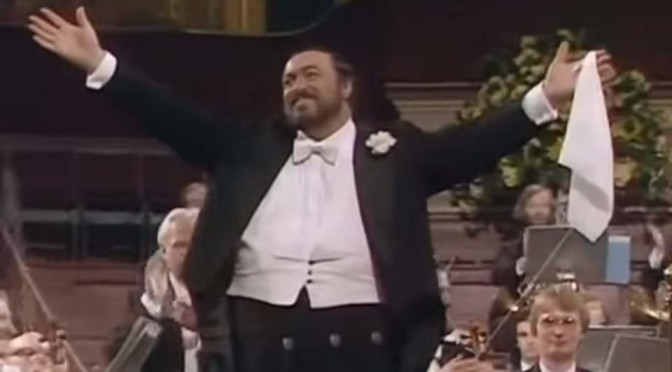 Pavarotti – Gala Concert at the Royal Albert Hall, London (1982)