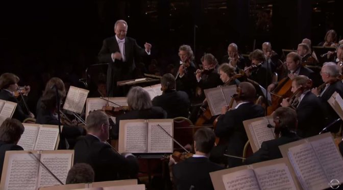 Saint Petersburg Philharmonic Orchestra performs Scheherazade (featured)