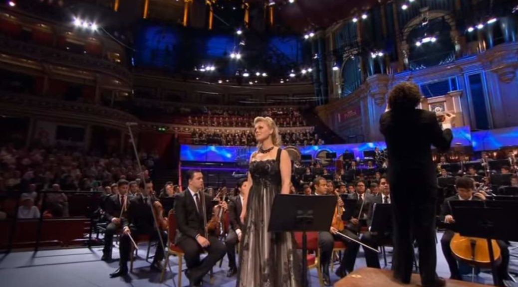Conducted by Gustavo Dudamel, the Simon Bolivar Youth Orchestra performs Gustav Mahler's Symphony No. 2