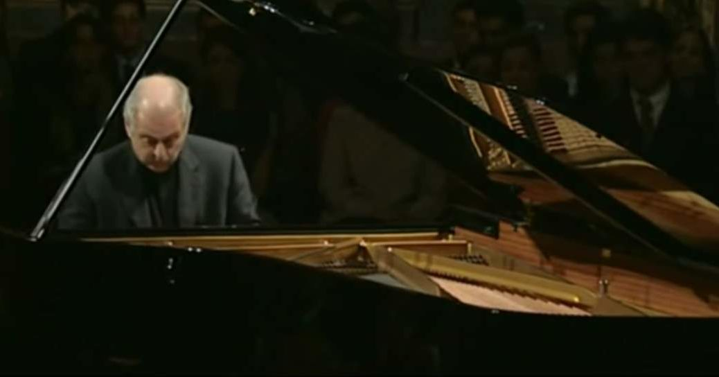 Barenboim 50th year concert
