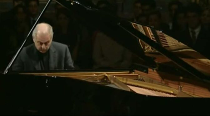 Daniel Barenboim – 50 years on stage concert (2000)