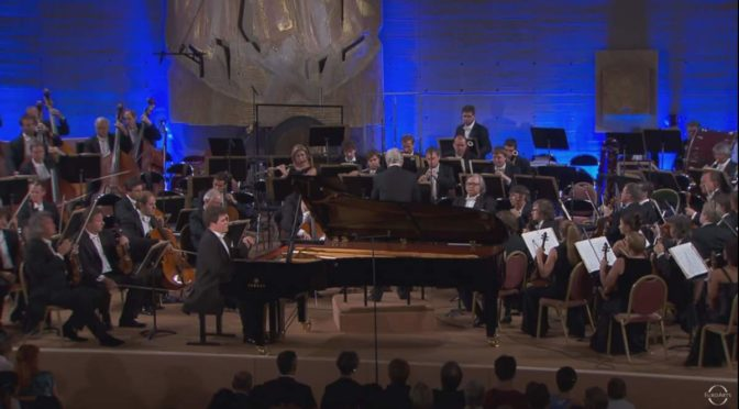 Denis Matsuev performs Sergei Rachmaninoff's Piano Concerto No. 2