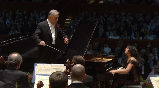 Israel Philharmonic celebrates Zubin Mehta's 80th birthday