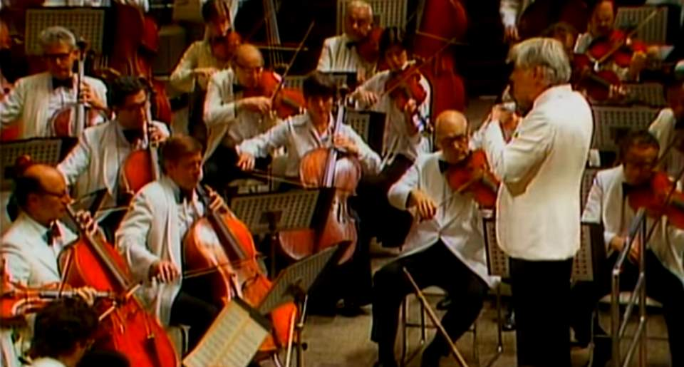 New York Philharmonic performs Dmitri Shostakovich's Symphony No. 5