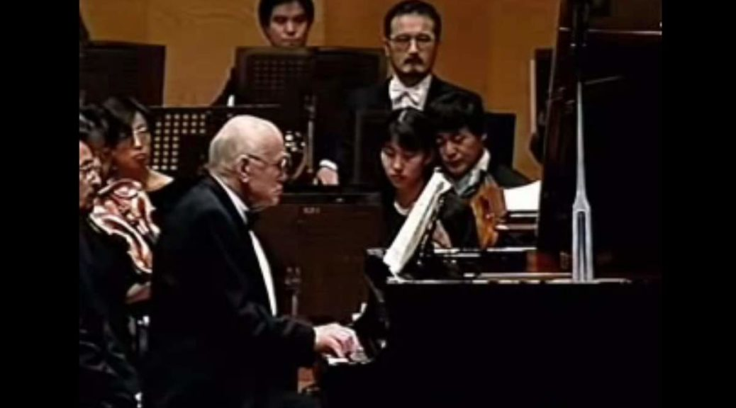 Sviatoslav Richter performs Wolfgang Amadeus Mozart's Piano Concerto No. 18