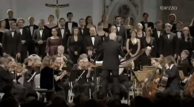 Handel – Susanna (Les Arts Florissants conducted by William Christie)